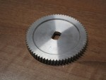 Aluminum gear for windows motor lifter……